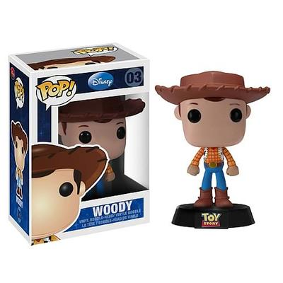 Click to get Woody POP Vinyl Figure