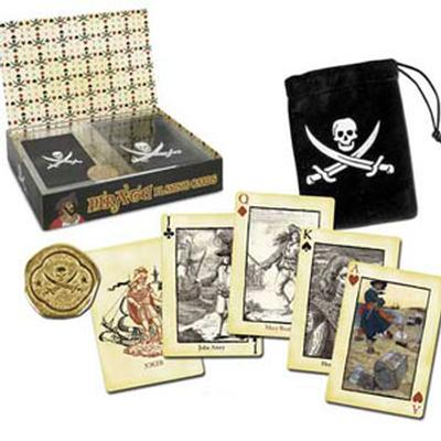 Click to get Pirates Playing Card Set