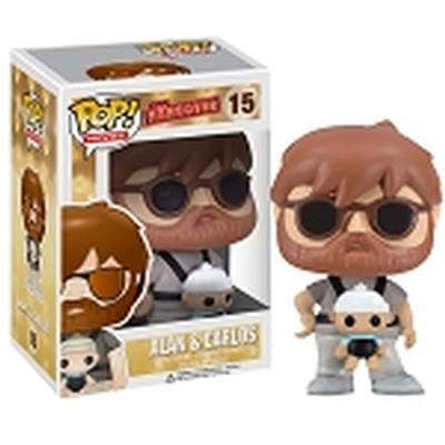Click to get Pop Vinyl Figure Alan with Baby