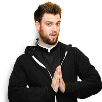 Click to get Priest ShirtFront Costume Kit