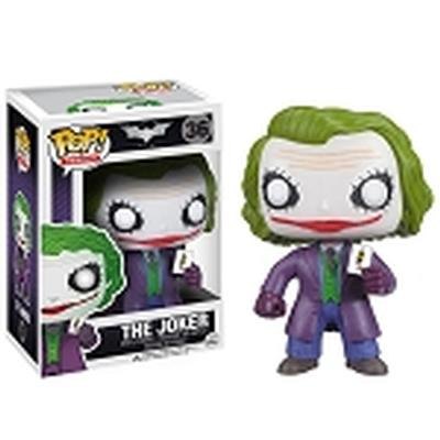 Click to get Joker POP Vinyl Figure Dark Knight
