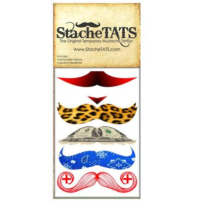 Click to get Stache Tats Ritzy Party Temporary Mustache Tattoos