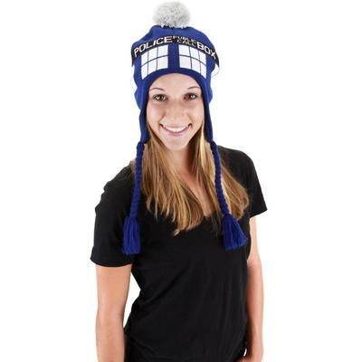 Click to get Doctor Who Tardis Laplander Hat