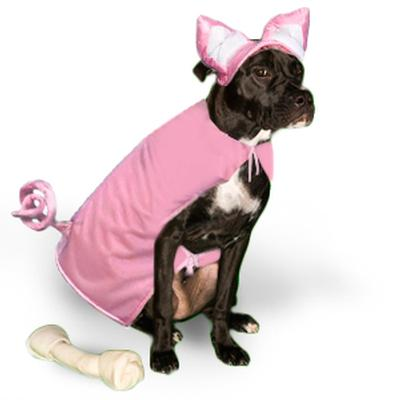 Click to get Pig Dog Costume