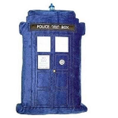 Click to get Doctor Who Lights  Sounds Cushion Tardis