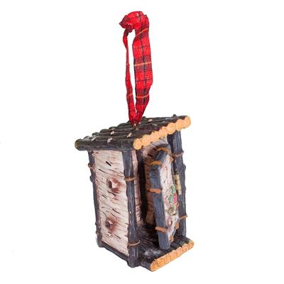 Click to get Outhouse Tree Ornament