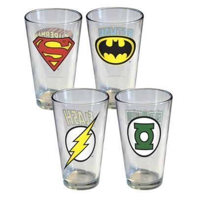 Click to get DC Comics Glass Set