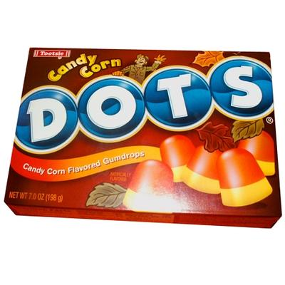 Click to get Autumn Dots Candy Corn  Bats