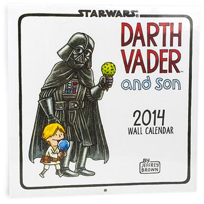 Click to get Darth Vader and Son 2014 Calendar