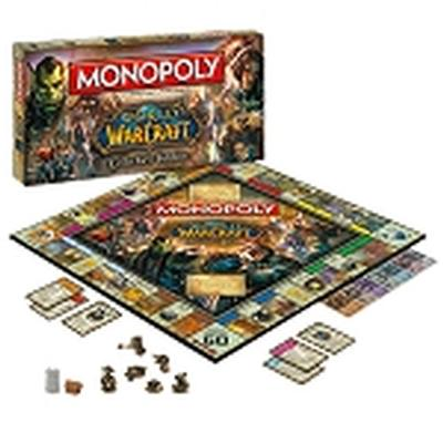 Click to get World of Warcraft Monopoly
