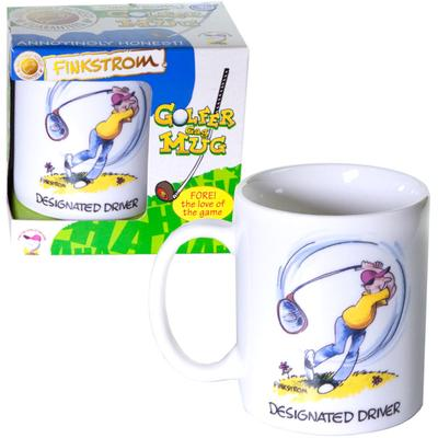 Click to get Designated Driver Golf Mug