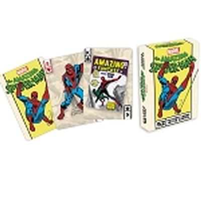 Click to get Marvel  Spiderman Covers Playing Cards