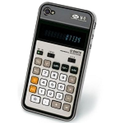 Click to get Retro Calculator IPhone5 Cover
