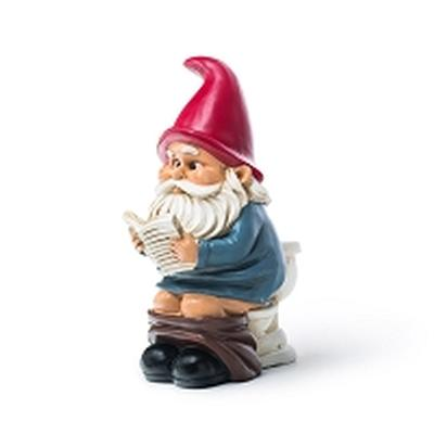 Click to get Gnome on a Throne