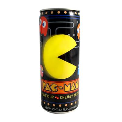 Click to get PacMan Power Up Energy Drink
