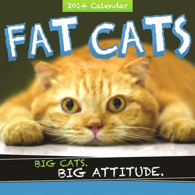 Click to get 2014 Fat Cats Calendar