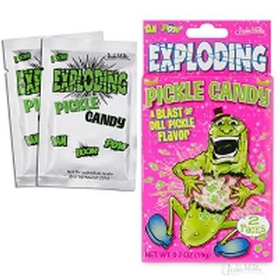 Click to get Exploding Pickle Candy