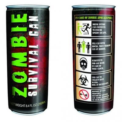 Click to get Zombie Survival Energy Drink