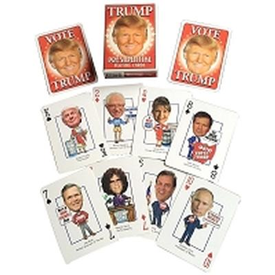 Click to get Trump Presidential Playing Cards