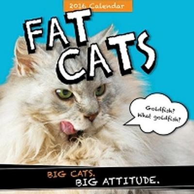 Click to get 2016 Fat Cats Calendar