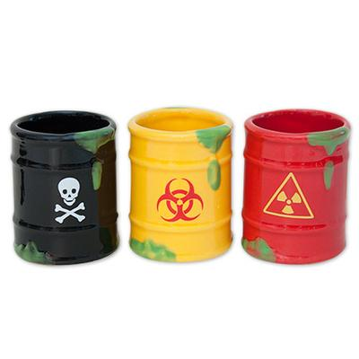 Click to get Toxic Waste Shot Glasses