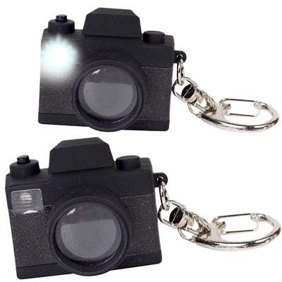 Click to get Flashing Camera Keychain