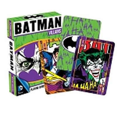 Click to get DC Batman Villains Playing Cards