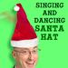 Singing and Dancing Santa Hat