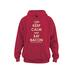 Keep Calm Eat Bacon Hoodie