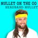 Instant Mullet w/ Headband: The Weekender